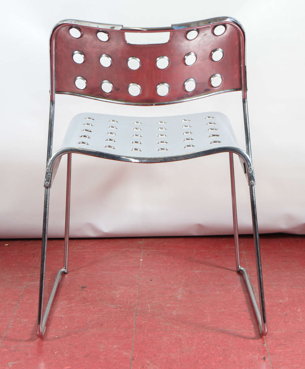 Rodney Kinsman Omkstak Chairs In Good Condition For Sale In Great Barrington, MA