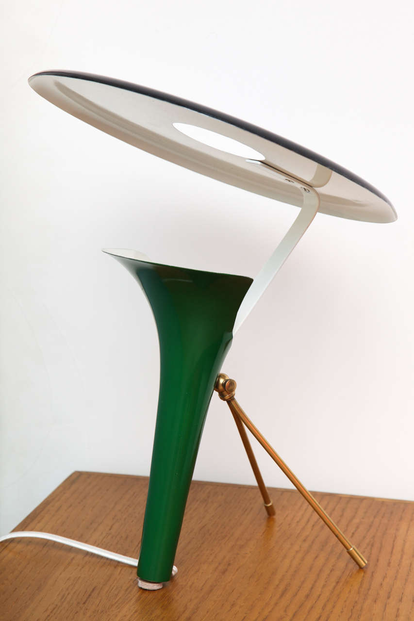 Unique Table Lamp By Richard Weissenberger At 1stdibs