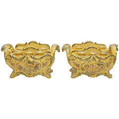 Pair of Early 19th Century Montpellier France Tulipiere