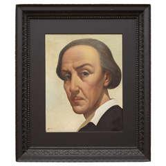 Portrait of Marcel Delmotte