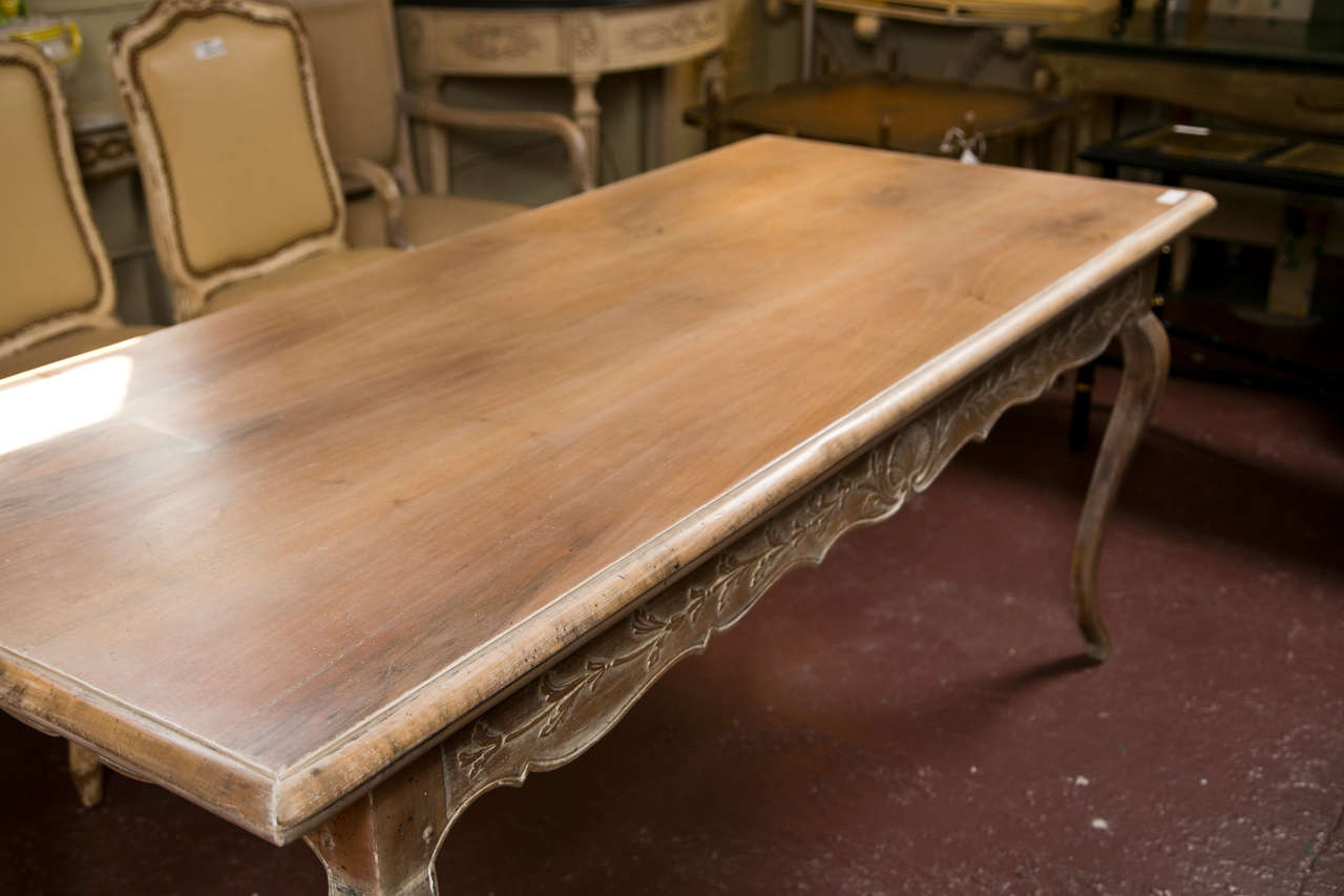 French Provincial Style Dining Table 3