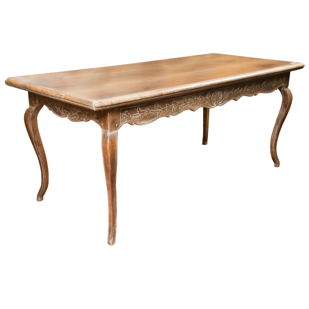 French provincial style dining table for sale at 1stdibs for Dining room table styles