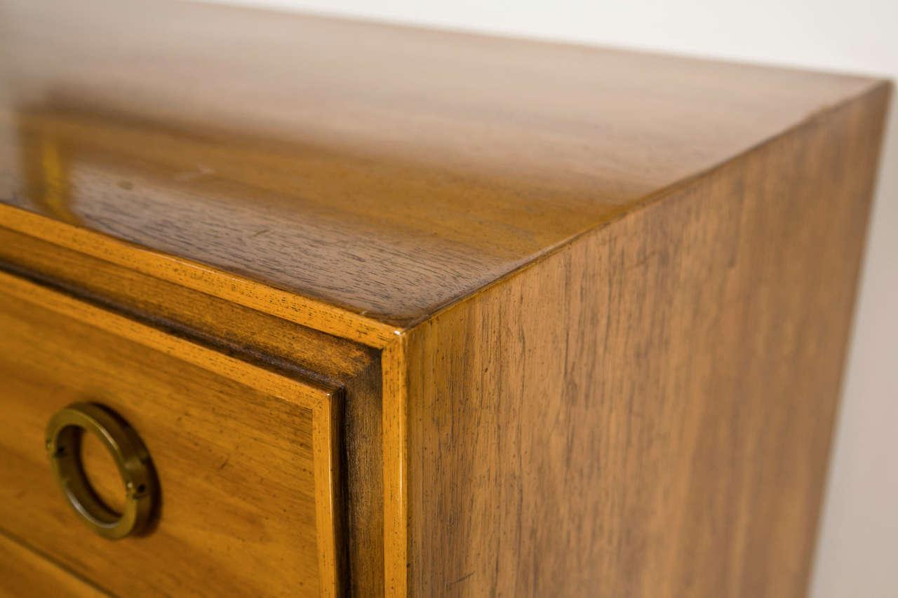 Mid-Century Modern Danish Chest Dresser 3