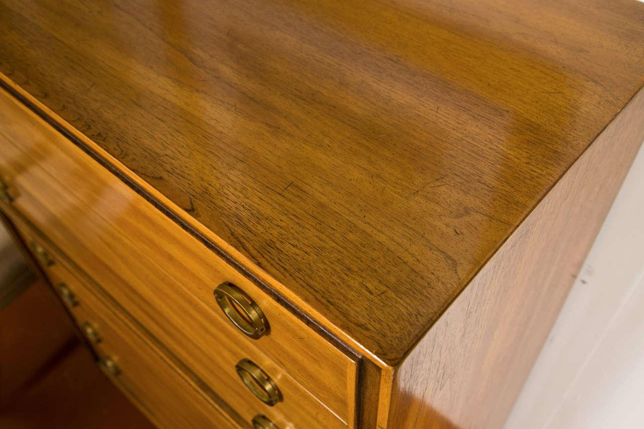 Mid-Century Modern Danish Chest Dresser 4