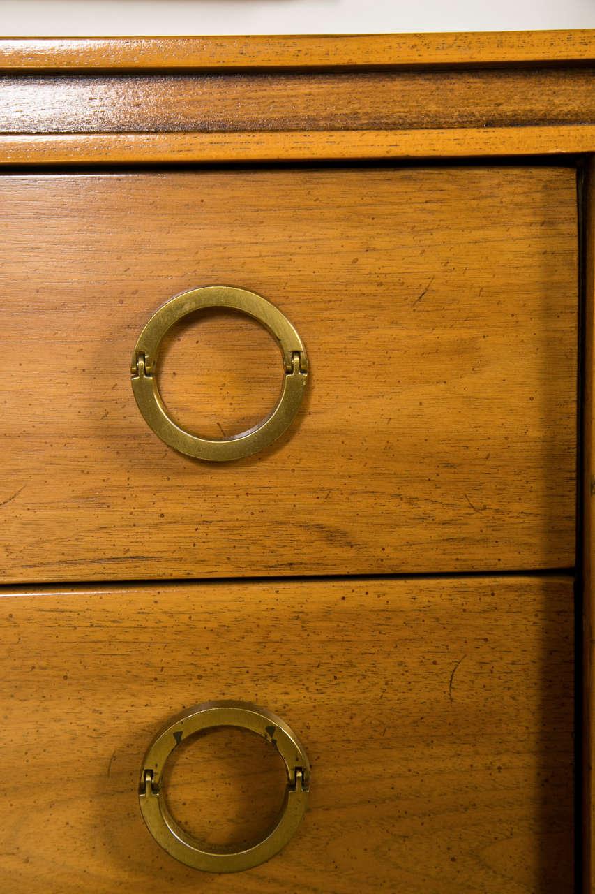 Mid-Century Modern Danish Chest Dresser 5