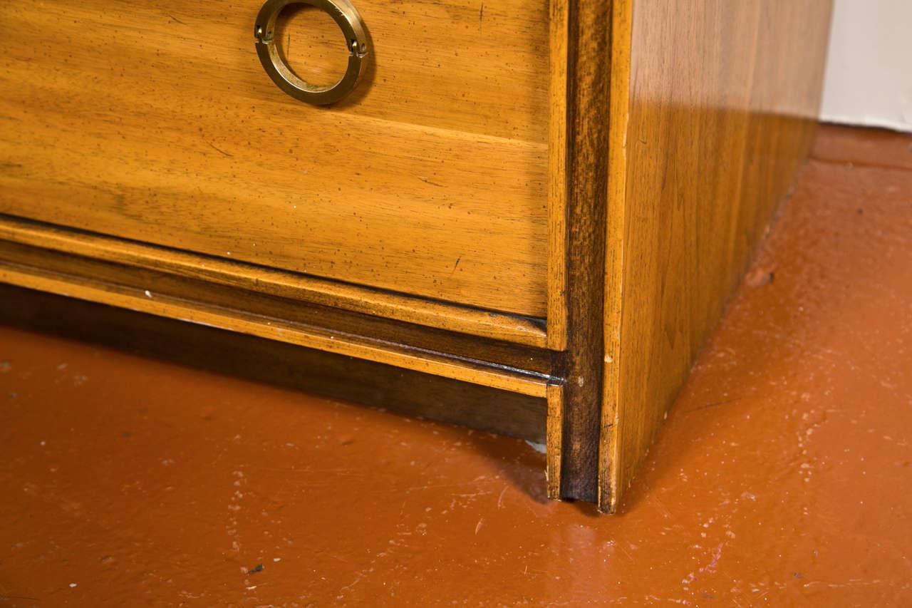 Mid-Century Modern Danish Chest Dresser 8