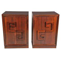 Pair of Kittinger Bedside Cabinets