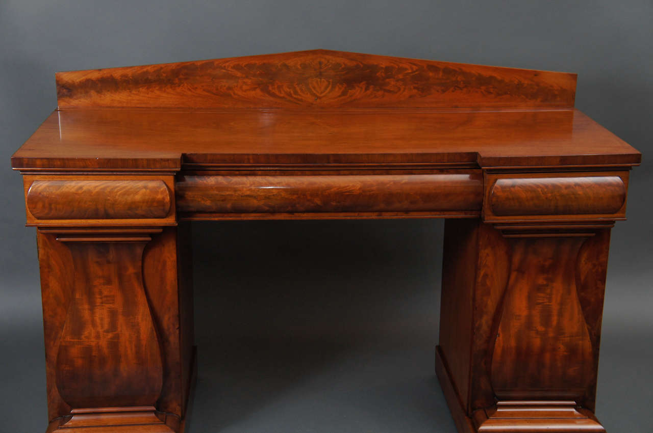 English Sideboard For Sale