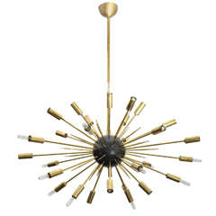 """Sputnik"" Chandelier by Stilnovo"