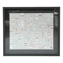 Damien Hirst Silver Pharmacy Wallpaper