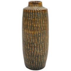 Large Rorstrand Vase By Gunnar Nylund