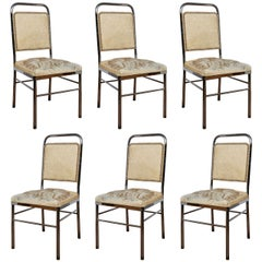 A Suite Of Six Modernist Chairs