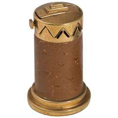 Elsa Tennhardt patented Cigar lighter