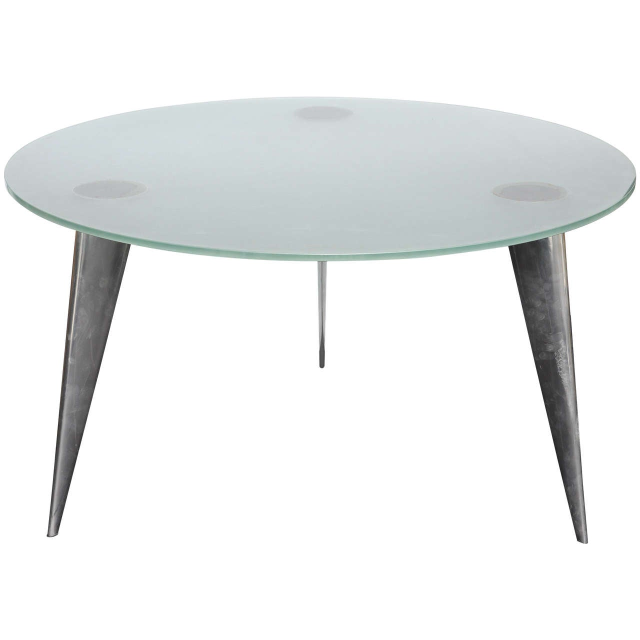 Philippe starck and aleph driade m serie lang dining table at 1stdibs for Philippe starck tables