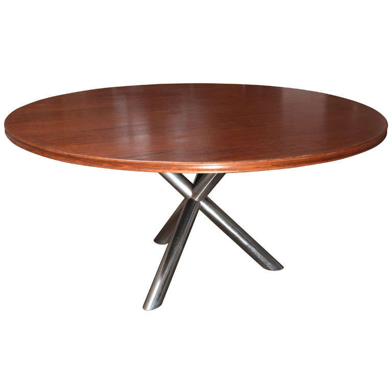 Dining Table Metal Base Dining Table
