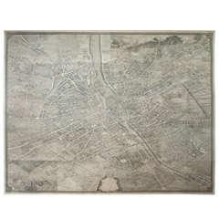 "A ""Turgot"" Map of Paris"