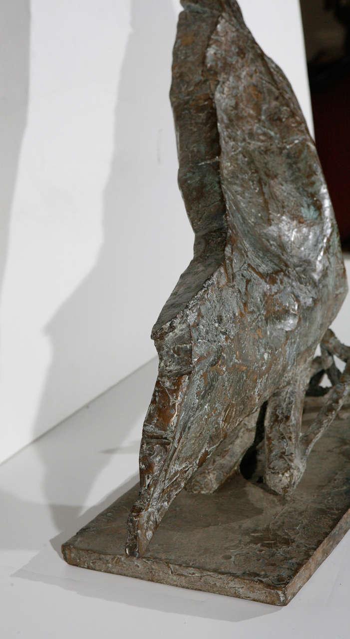 Mid-Century Modern Bird Sculpture For Sale 1