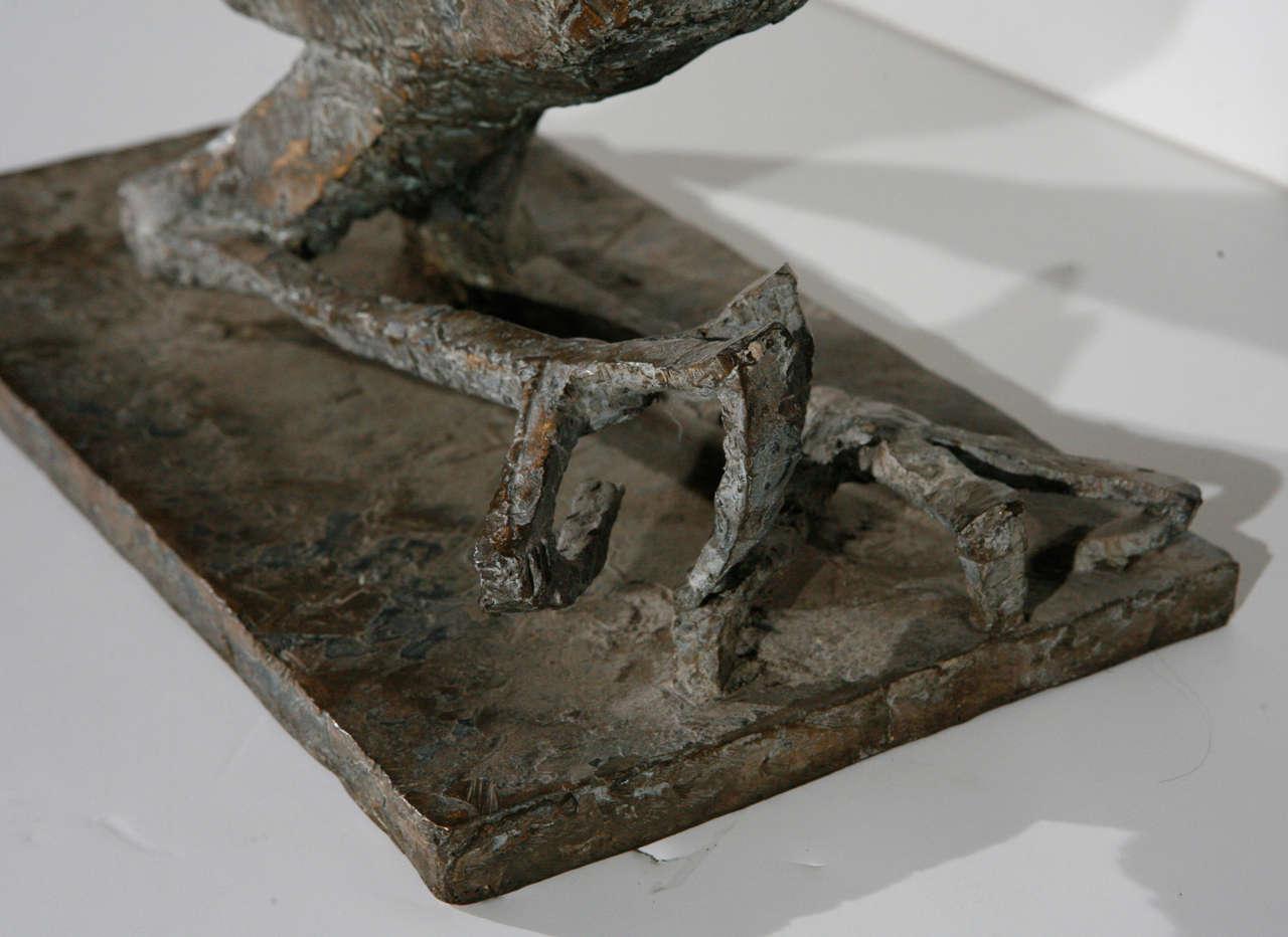 Mid-Century Modern Bird Sculpture For Sale 3