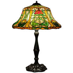 Wilkinson Leaded Glass Table Lamp