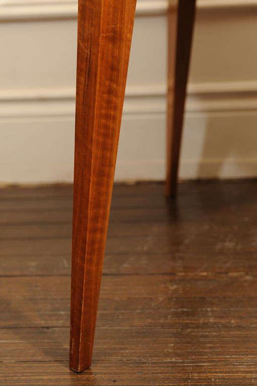 Mid-20th Century Three Legged Occasional Table
