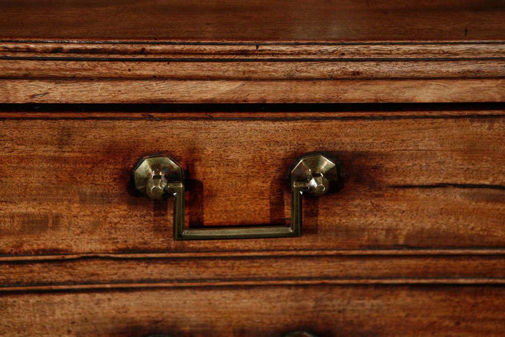 1840s English Mahogany Secretary Bookcase In Good Condition For Sale In Los Angeles, CA