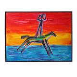Horse & Rider - Seeking Beyond