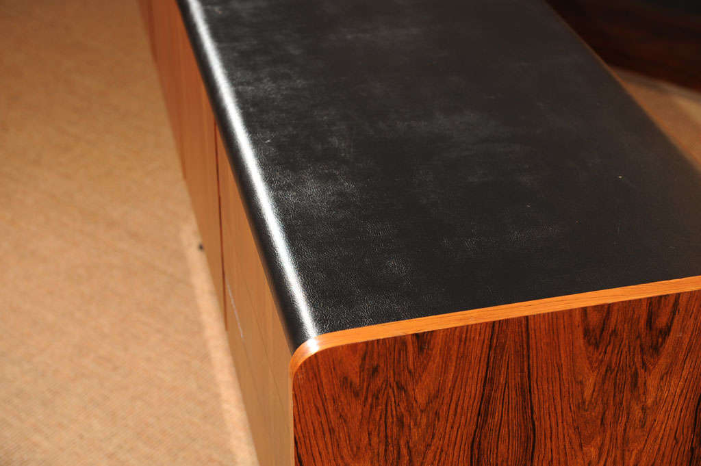 Rosewood Credenza For Sale 3