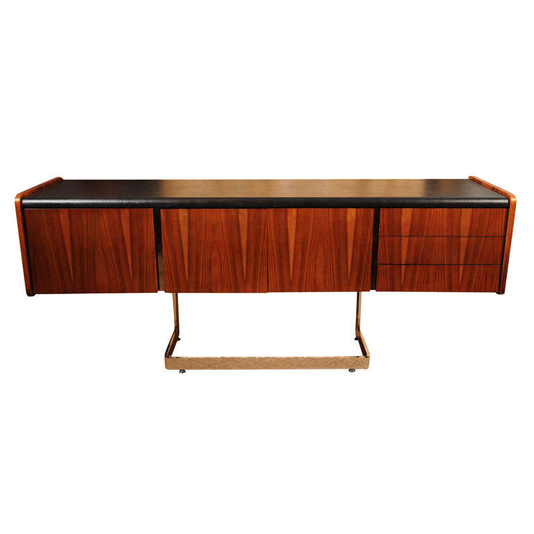 Rosewood Credenza For Sale