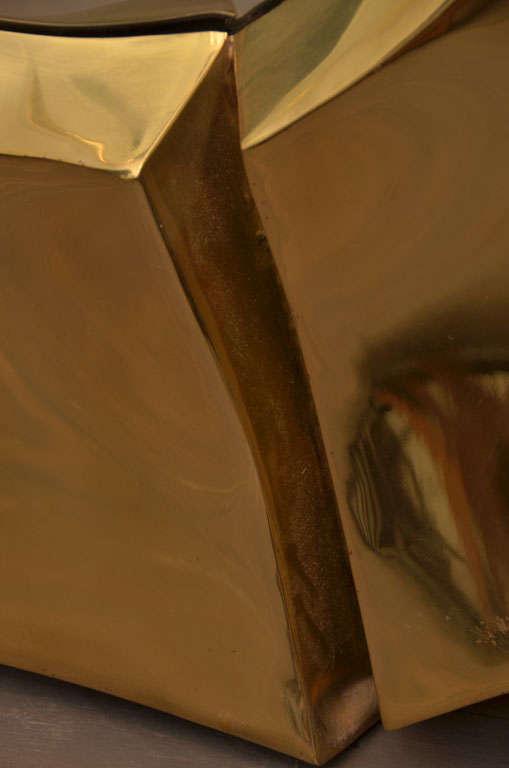 Brass Mirror by Chervet 6