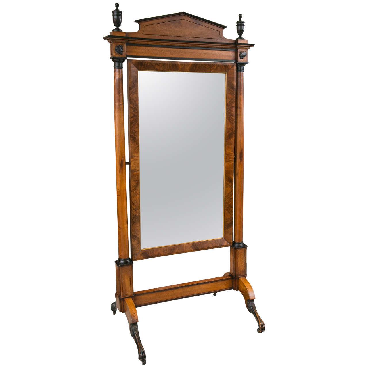 Empire Cheval Mirror