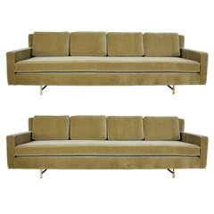 Paul McCobb sofas for Directional