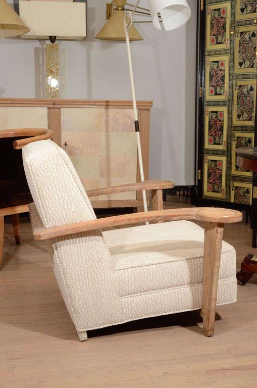 De Coene Oak Armchair 4
