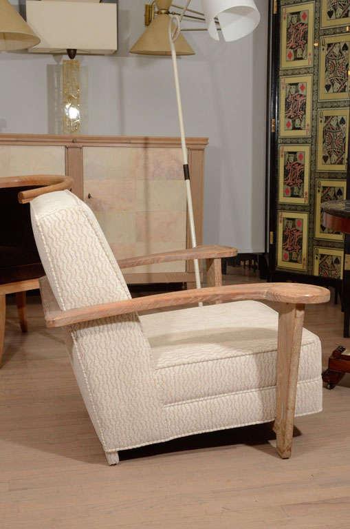 De Coene Oak Armchair 7