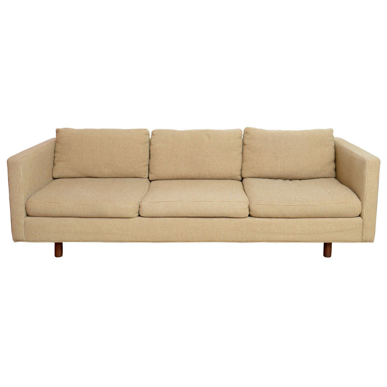 Milo Baughman Sofa For Thayer Coggin At 1stdibs