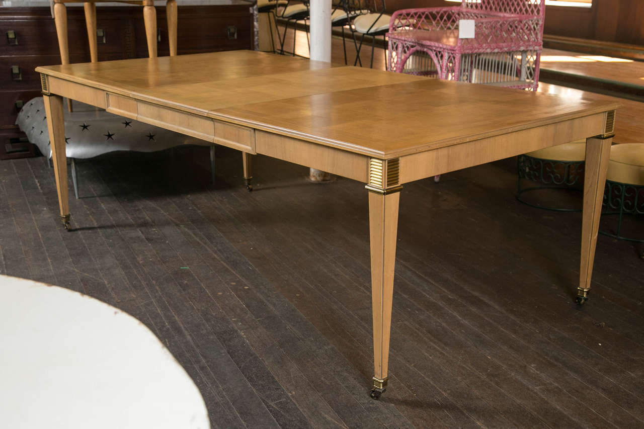 Baker Furniture Dining Table For 1