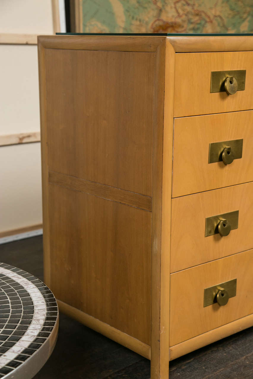 Michael Taylor For Baker Furniture Chest For Sale At 1stdibs
