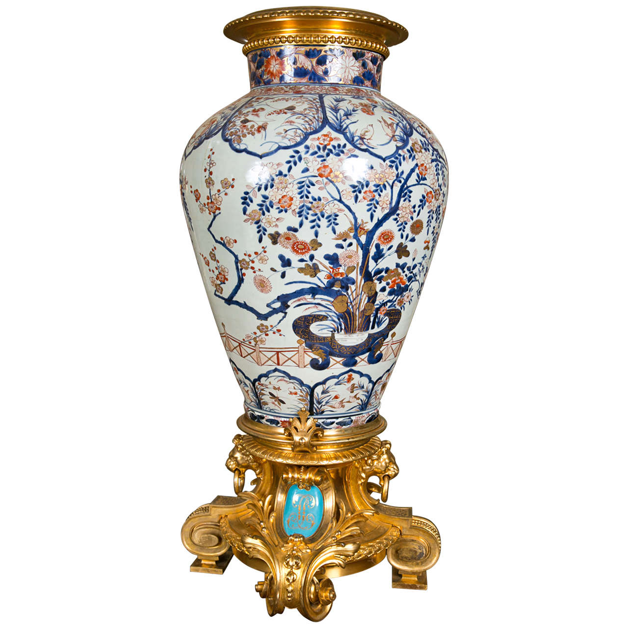 1718th century japanese imari vase with 19th century gilt bronze 1718th century japanese imari vase with 19th century gilt bronze mounts for sale reviewsmspy