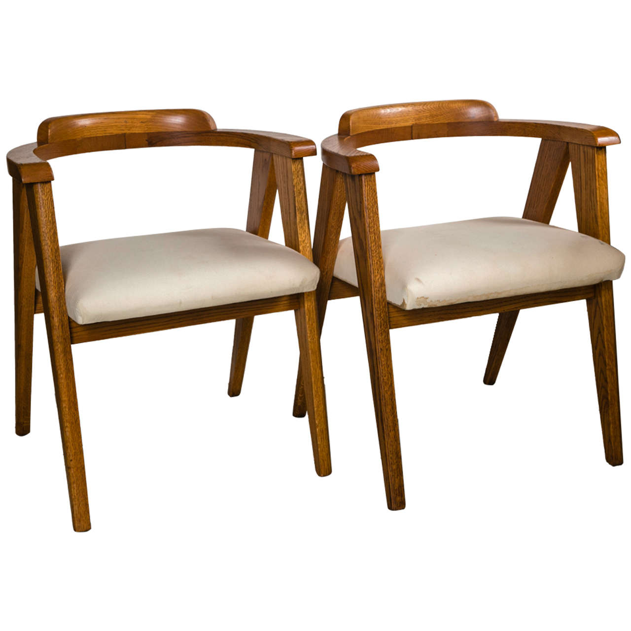 French Wooden Chairs ~ French wood chairs at stdibs