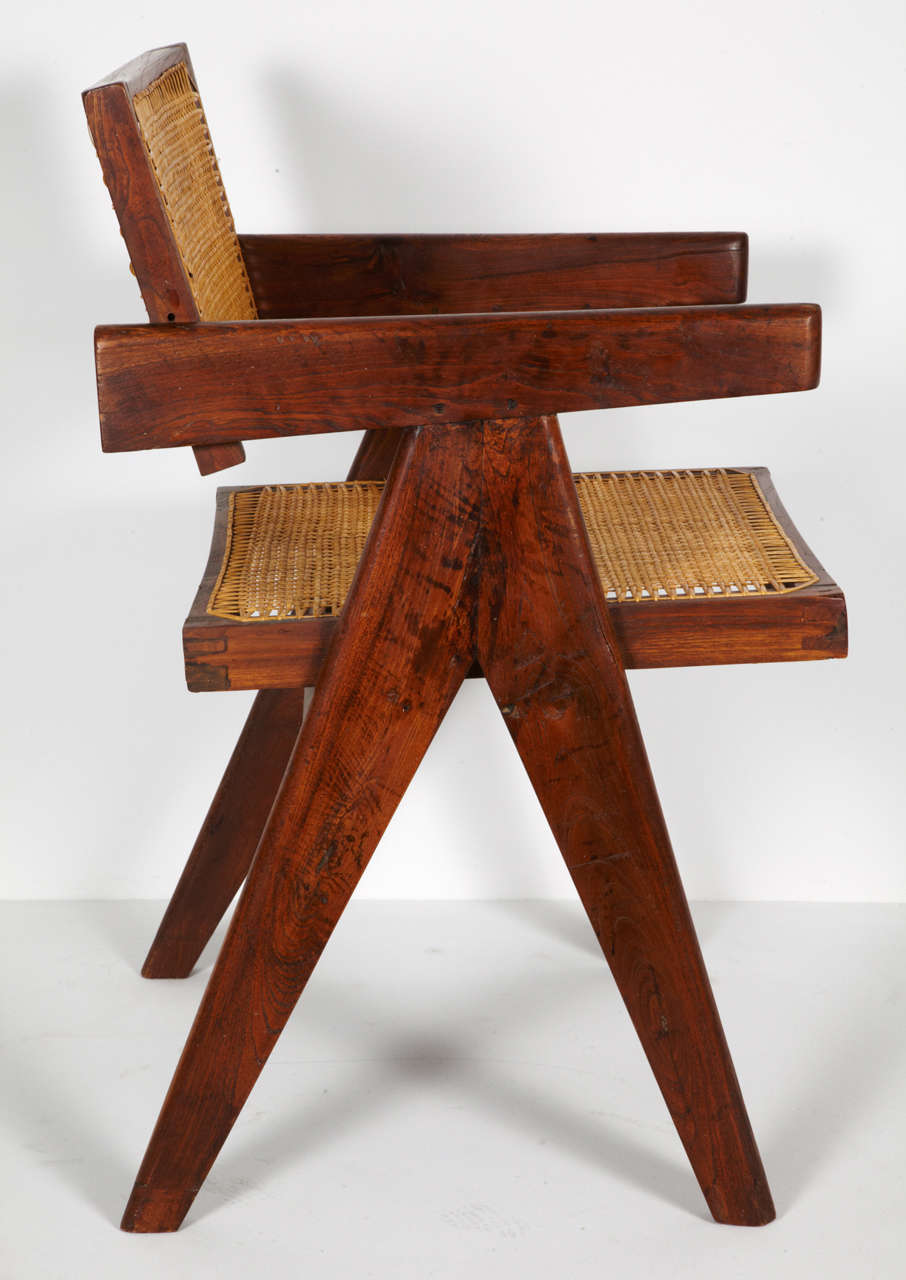 Pierre Jeanneret, Office Chair, circa 1955 5