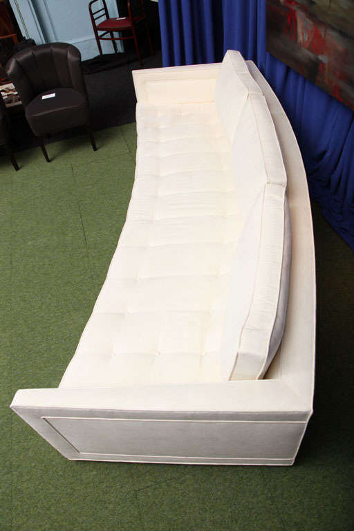 Made-to-order Curved Sofa For Sale 1