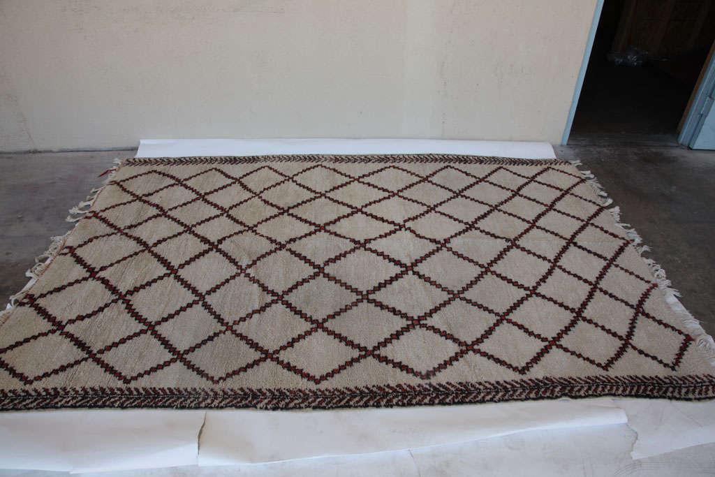 Moroccan Carpet 2