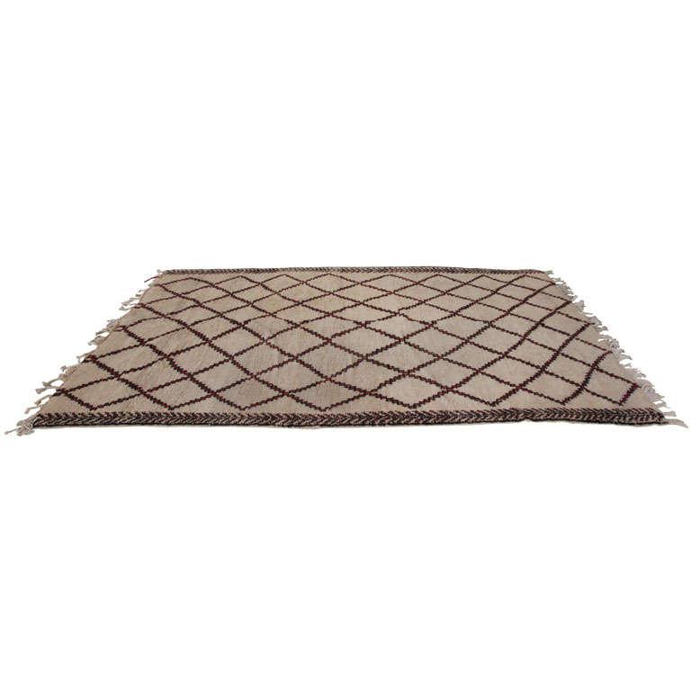 Moroccan Carpet 1