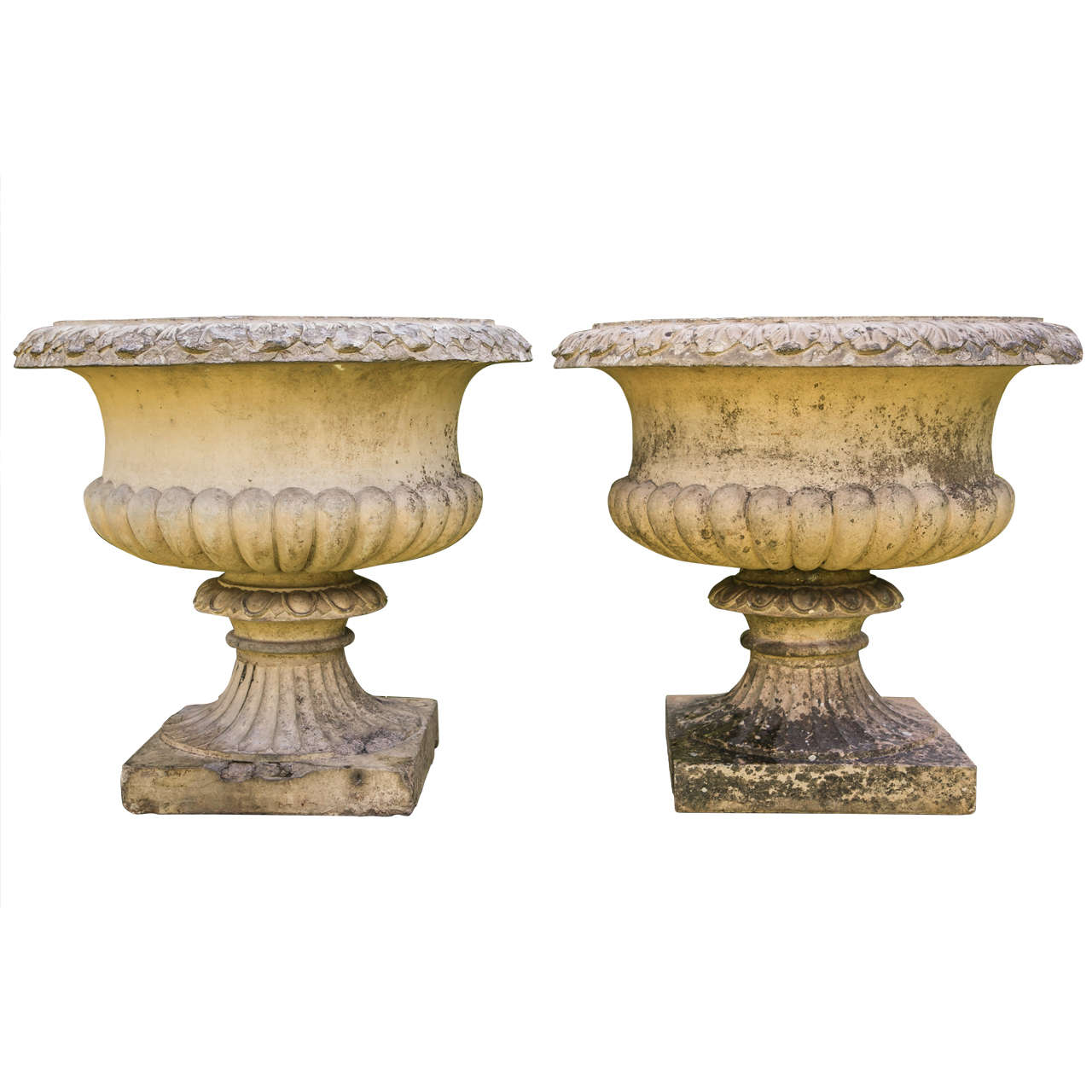 Urns in Stoneware at 1stdibs