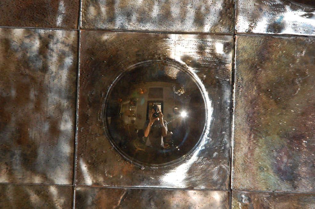 Paul Marra Contemporary Convex Mirror 6