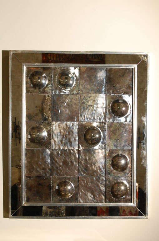 Paul Marra Contemporary Convex Mirror 2