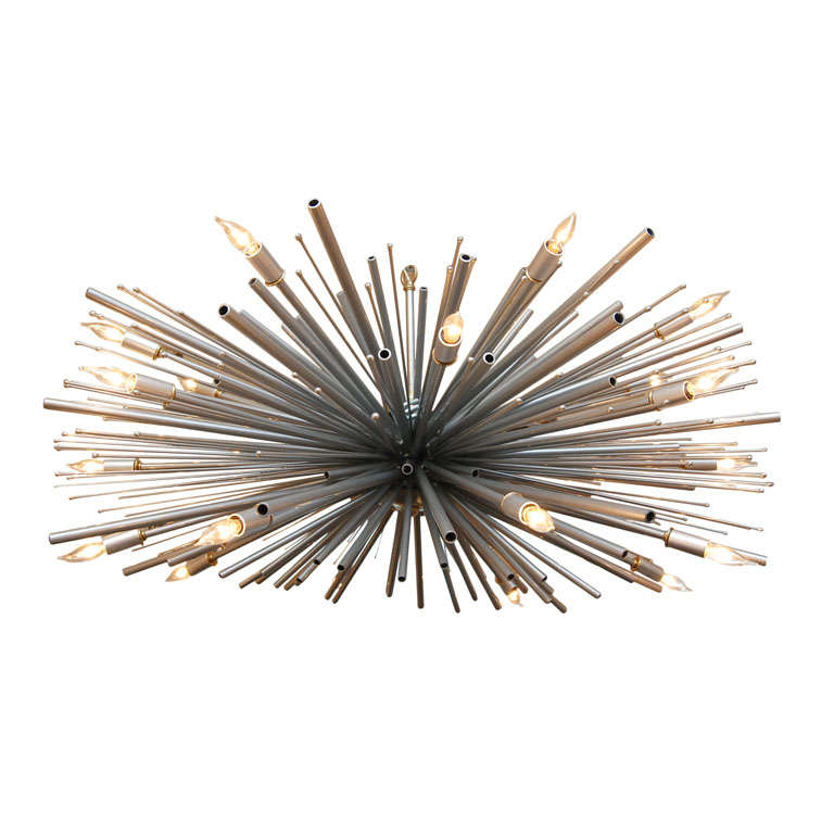 Supernova chandelier by l blass at 1stdibs Supernova furniture
