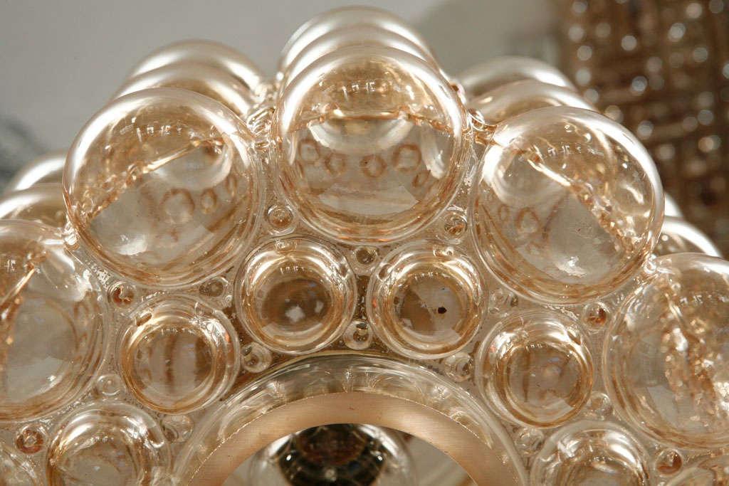 Limburg Bubble Glass Pendant 1