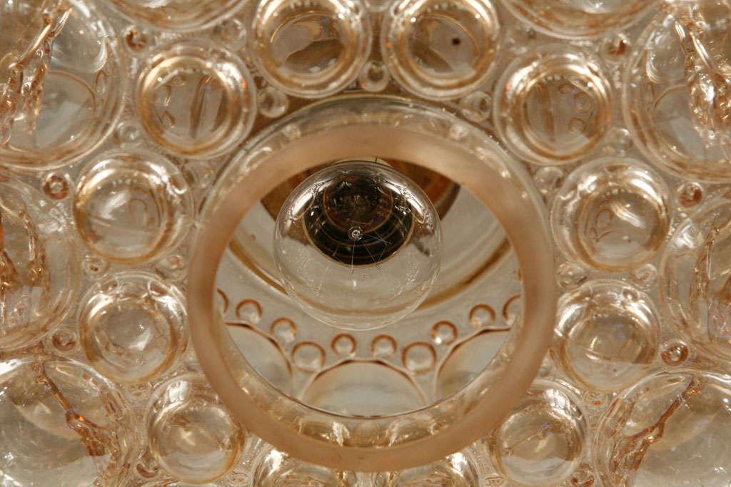 Limburg Bubble Glass Pendant 2
