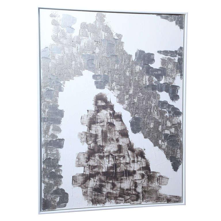 Renato Freitas, Oil on Canvas, Mixed-Media, 2009