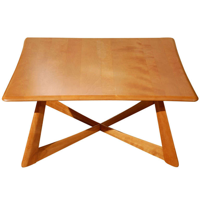 Heywood Wakefield Coffee Table at 1stdibs